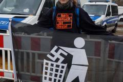Demo 18.Jan. 2020 gegen den AfD-Landesparteitag in Marl