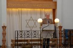 Eindrucksvoller Auftakt des 18. Abrahamsfestes in der Synagoge