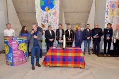 Gastmahl als Höhepunkt des 17. Abrahamsfestes am 12.Dez. 2017