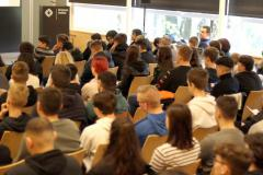 Grimme-Akademie - mit 3 Schulen am 19.Nov. 2019