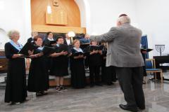 """""""Harmonien des Friedens"""" - Gelungener Auftakt vom 19. Abrahamsfest in der Synagoge"""