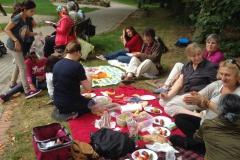 Interkultureller Familienausflug ins Münsterland am 3.9.16