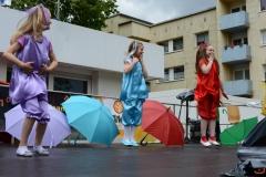 Raduga-Tanzaktivitäten auch beim Stadtteilfest in Marl-Hüls-Süd am 31.5.15