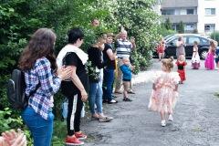 Sehr aktives Kinderfest von Raduga im intercent Marl am 1. Juni 2017